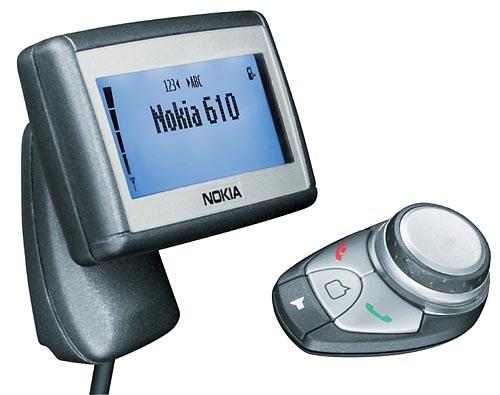 Bluetooth-новинки от Nokia
