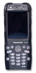 Panasonic Toughbook CF-P2 Pocket PC phone
