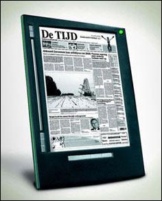 iRex Iliad ePaper reader