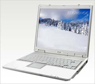 Epson Endeavor NT2850 Laptop