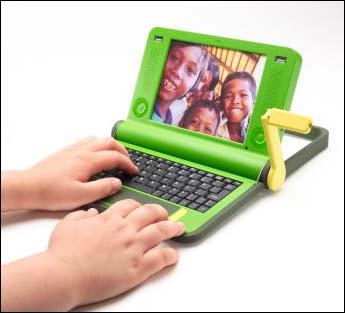 Negroponte's $100 laptop