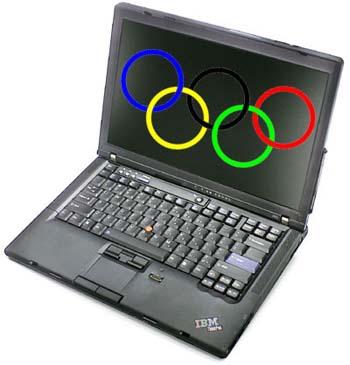 Lenovo Olympic Special Edition ThinkPad Z60