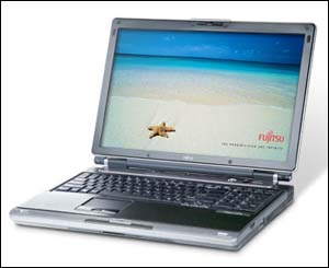 Fujistu N6410 Dual Core Notebook
