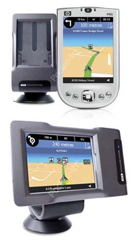 HP iPAQ rx1950 Navigator