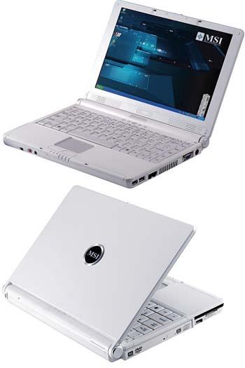MSI Megabook MS-1057