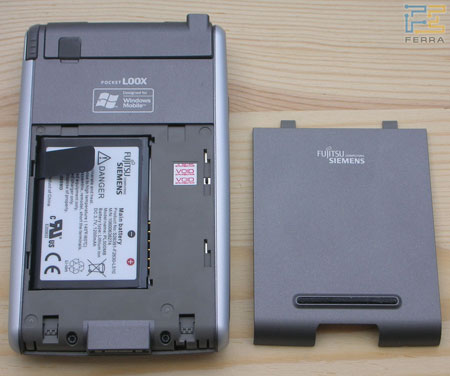 ��������� Acer n311 � FS Pocket LOOX C550