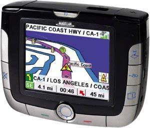 Magellan RoadMate 3000T GPS