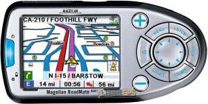 Magellan RoadMate 860T GPS