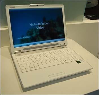 Asus W7V laptop