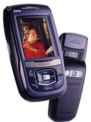 Samsung SCH-V850 A-GPS Handset