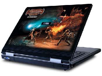 Pegasus 650 Dungeons & Dragons Notebook