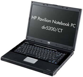 HP Pavilion DV5200