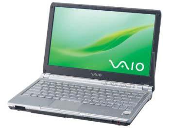 Sony Vaio VGN-TX92S Laptop