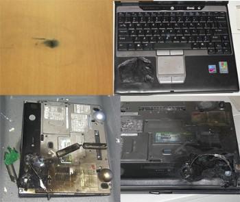 Вот что бывает с ноутбуками Dell