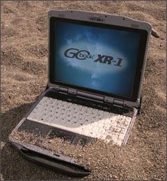 General Dynamics GoBook XR-1
