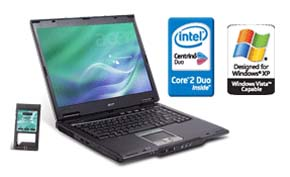 Acer TravelMate 6410