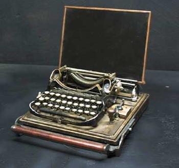 Iron Notebook