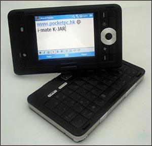 i-mate K-JAR Pocket PC