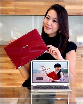 Samsung Sens Q40 Laptop