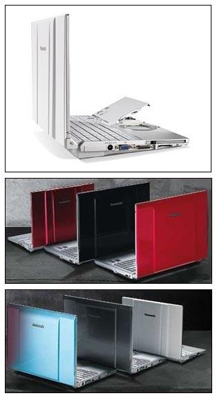 Panasonic Toughbook eLite W5