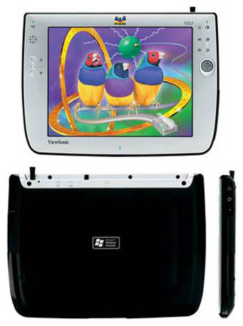 ViewSonic V212 Wireless Tablet Client
