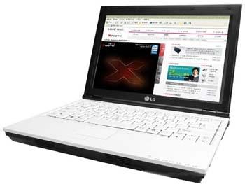 LG X-Note Z1-P2007