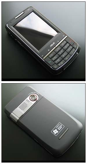 ASUS Pegasus Pocket PC phone