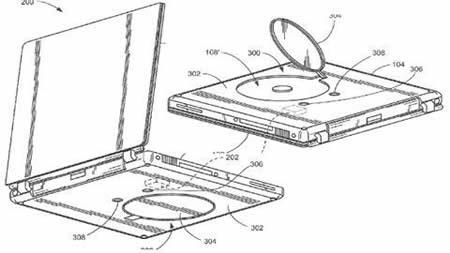 Apple поселила оптический привод на дне