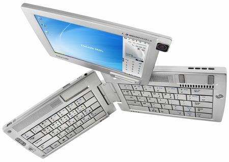 Samsung SPH-P9000 - в разложенном виде