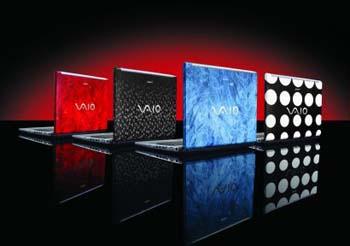 Sony VAIO FE Series 'Graphic Splash Editions'