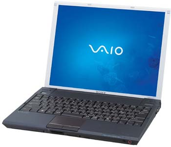 Sony Vaio G Series Notebook