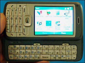 HTC S720 (Libra)