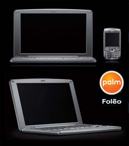 Palm Foleo Mobile Companion