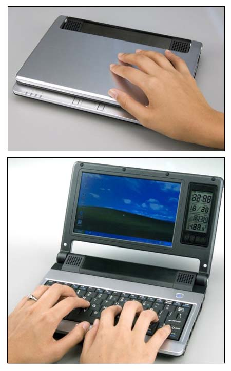 VIA NanoBook Ultra Mobile Device