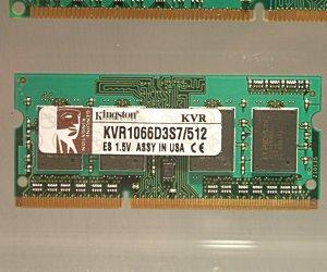 Kingston DDR3 SODIMM
