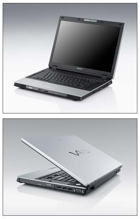 Sony VAIO BX40