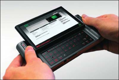 EB Mobile Internet Multimedia Device