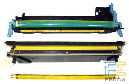 Характеристики hp COLOR LaserJet 26 N - Никс