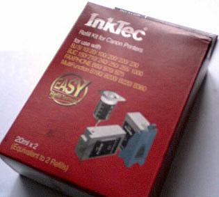 128190 - Способы заправки и восстановления картриджей струйных принтеров