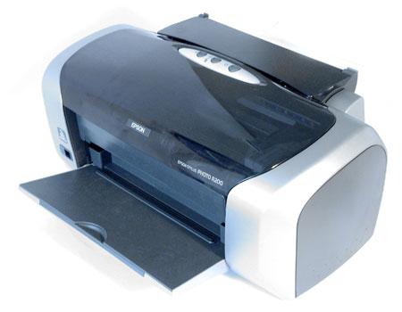 Epson Rx420 Printer Driver