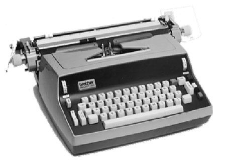 купи себе печатную машинку и не сыпь себе мозги, счас все фигня, скажем так я...