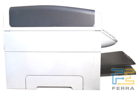 HP Officejet 6313. Вид сбоку