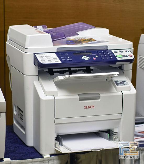 Xerox Phaser 6115 MFP 1