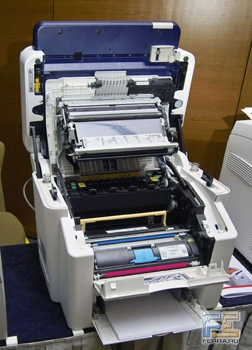 Xerox Phaser 6115 MFP 2