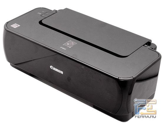 Внешний вид Canon PIXMA iP1800