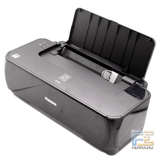 iP1800 с открытым лотком подачи бумаги