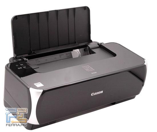 iP2500 с открытым лотком подачи бумаги