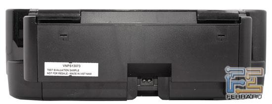 iP1800: задняя часть