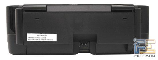 iP2500: задняя часть