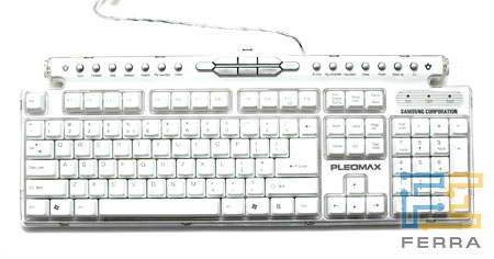 Драйвера Клавиатура Samsung Pleomax Pkb-7000X